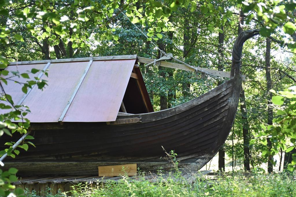 Viikinkilaiva Alvilda