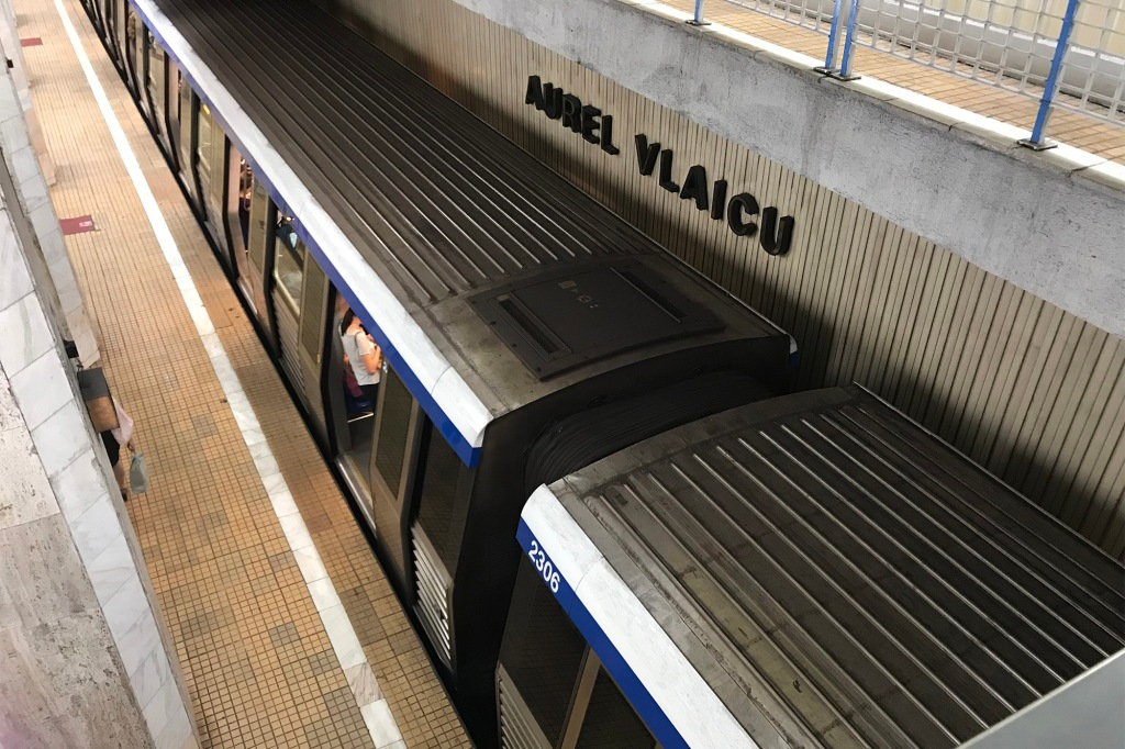Aurel Vlaicun metroasema