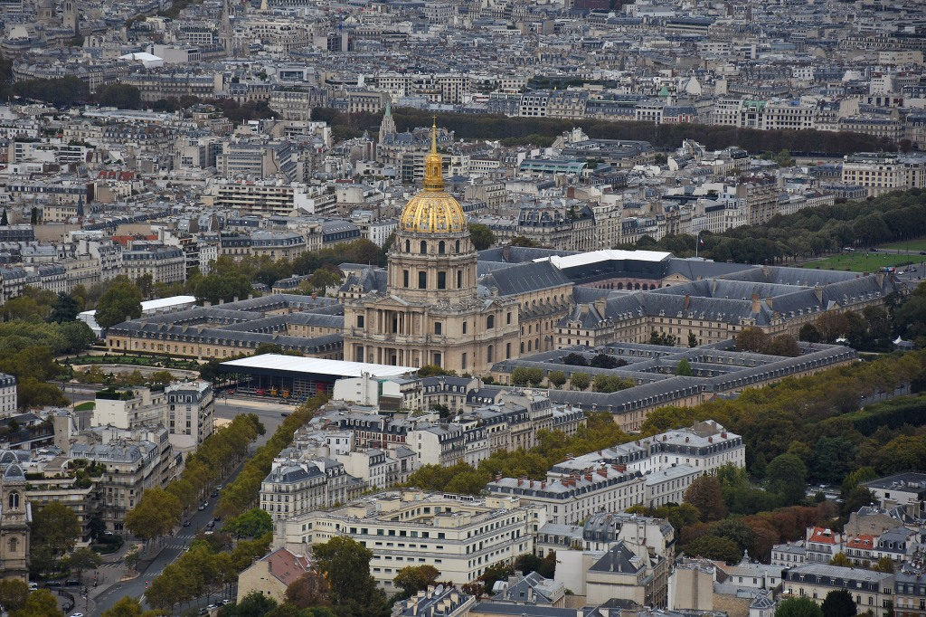 Les Invalides Pariisi