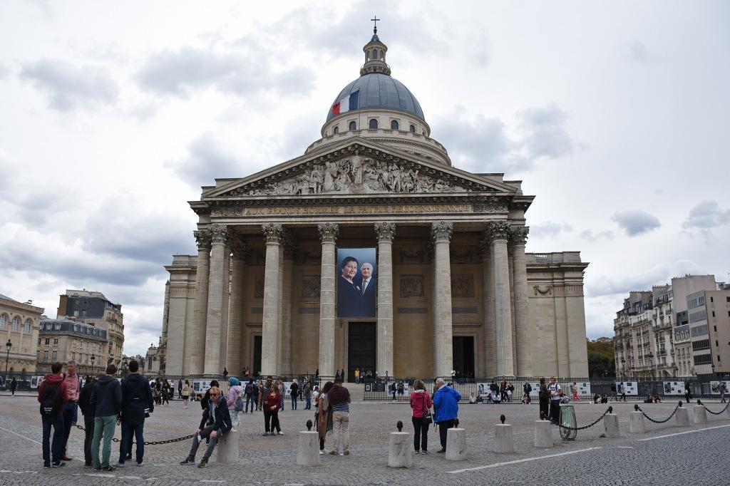Panthéon Pariisissa