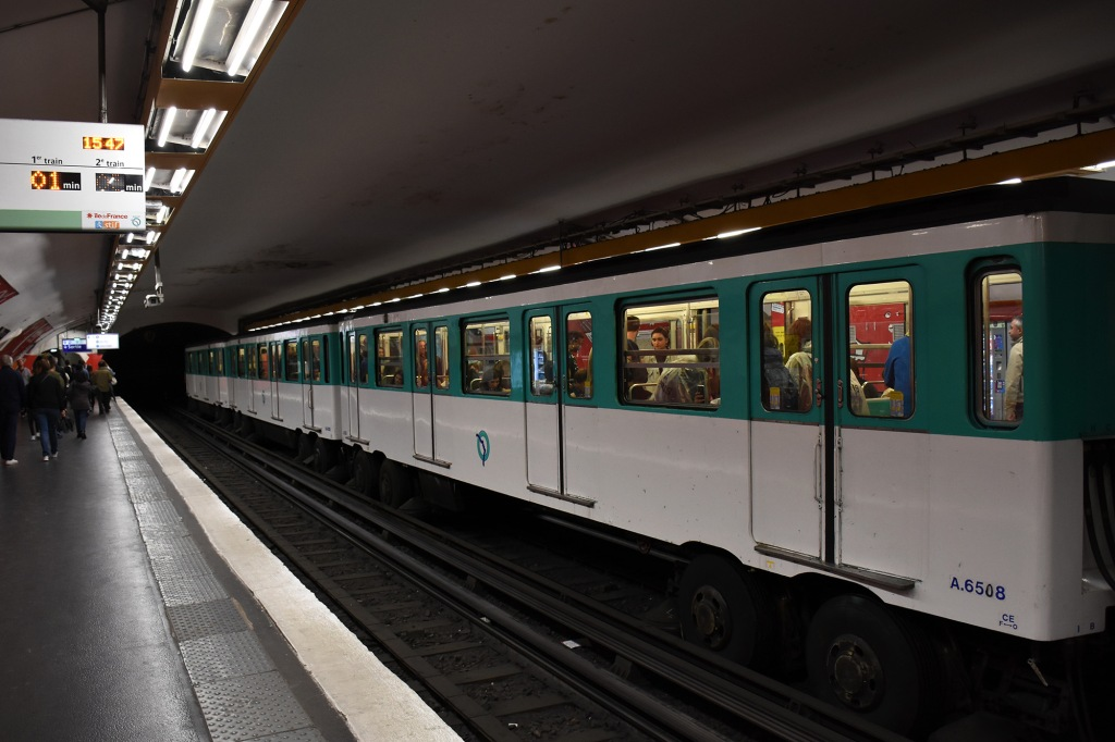 Pariisin metro