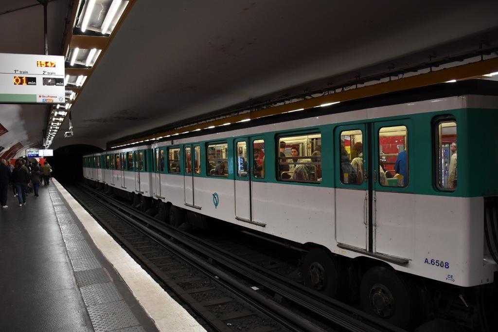 Pariisin metro