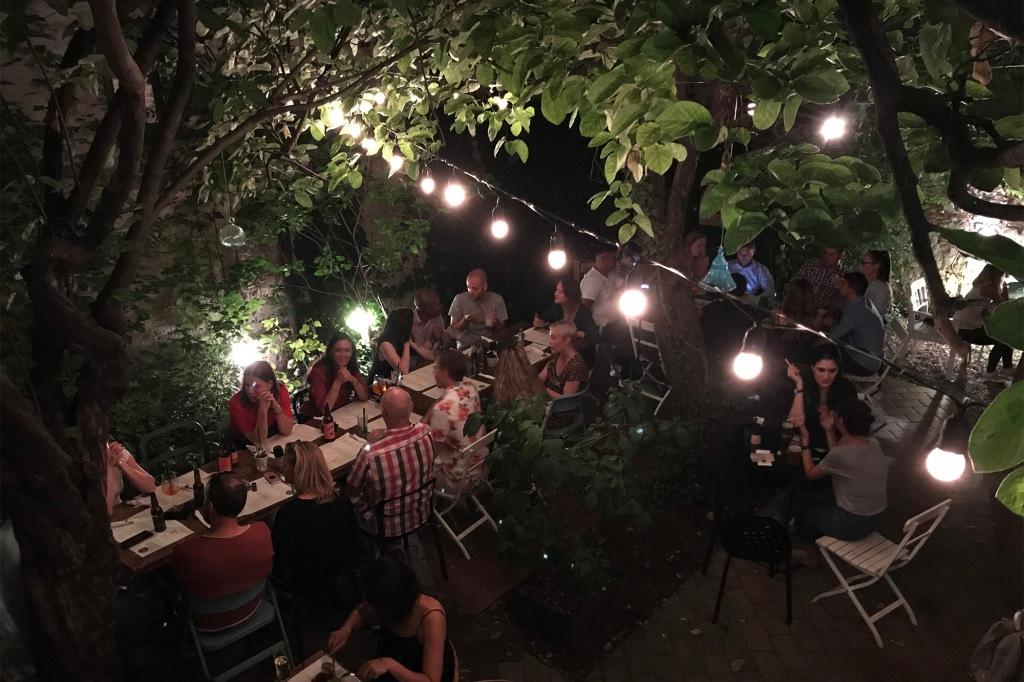 Simbio Kitchen & Bar Bukarestissa