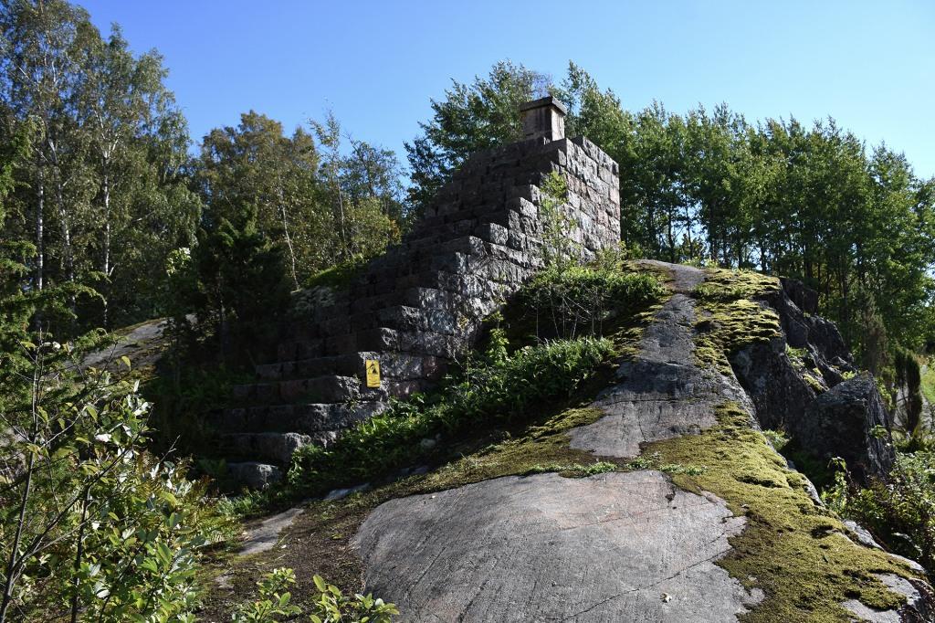 Vallisaaren vanha tähystystorni