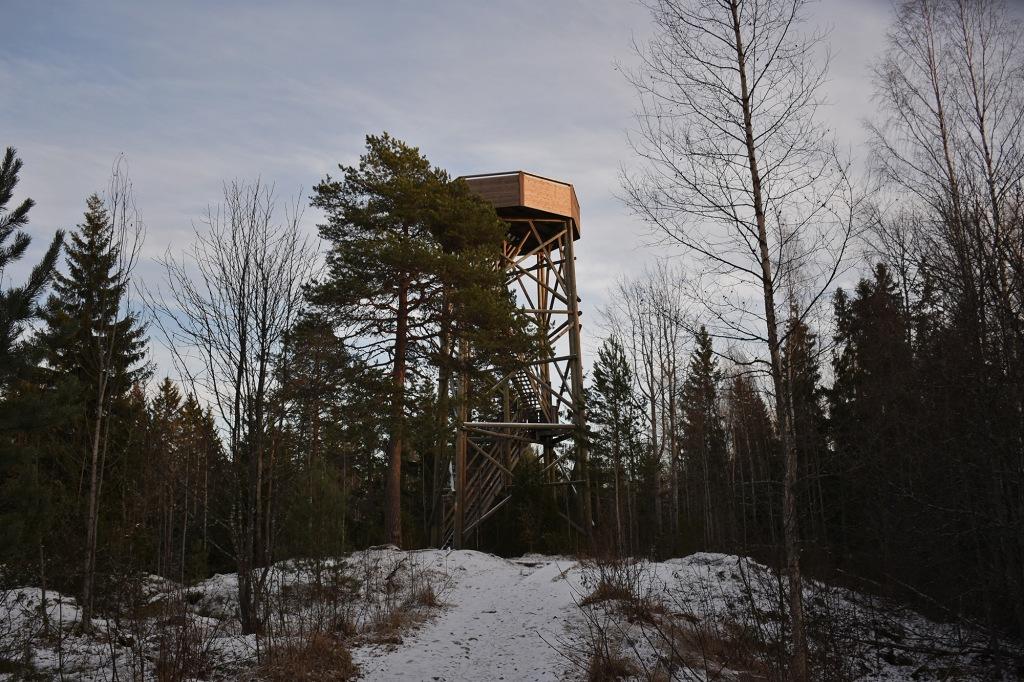 Kiljamon näkötorni