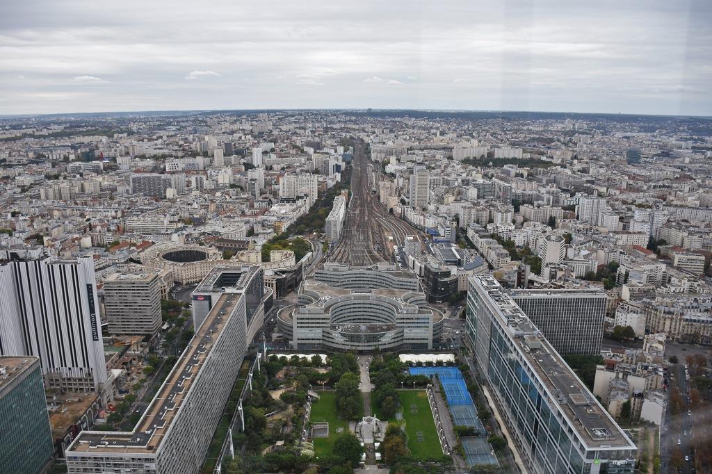 Gare Montparnassen rautatieasema