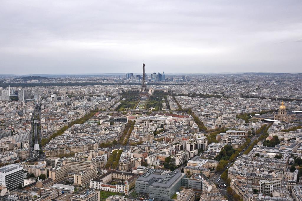 Pariisi ja Eiffel-torni