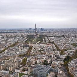 Pariisin kattojen yllä: Montparnassen tornin näköalat