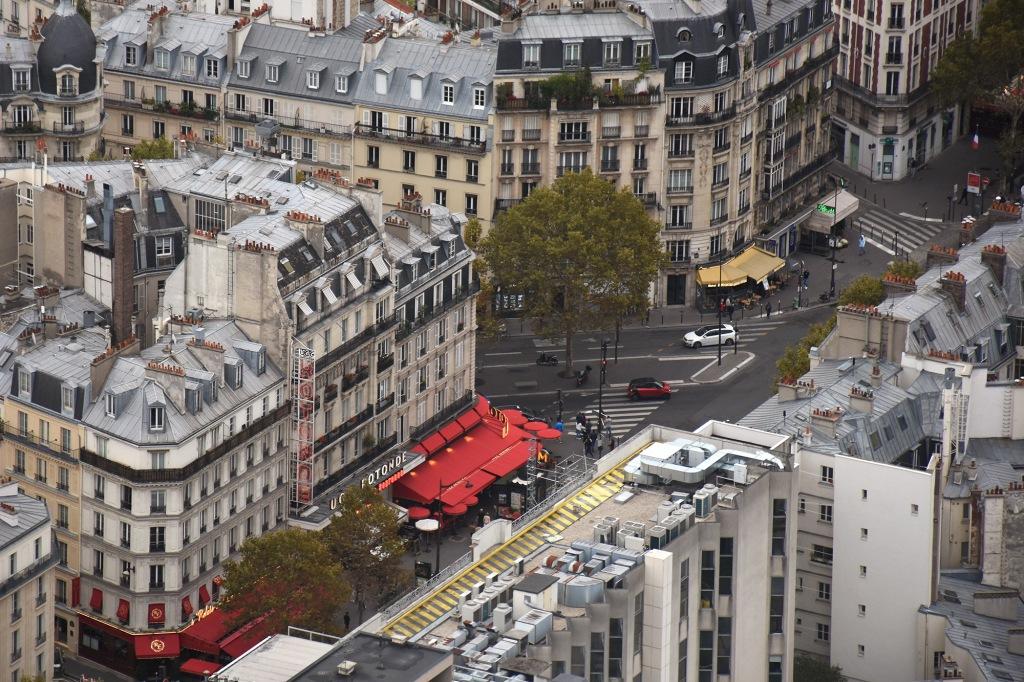 Pariisin korttelielemää