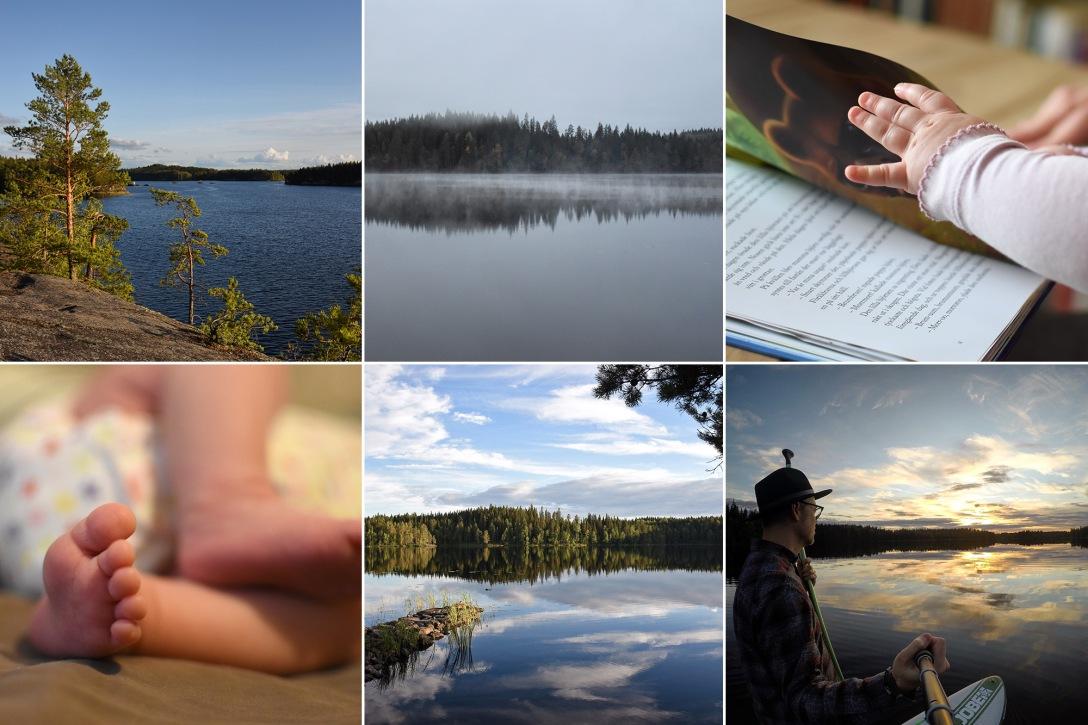 Kuvakollaasi: vuosi 2019 Suomessa
