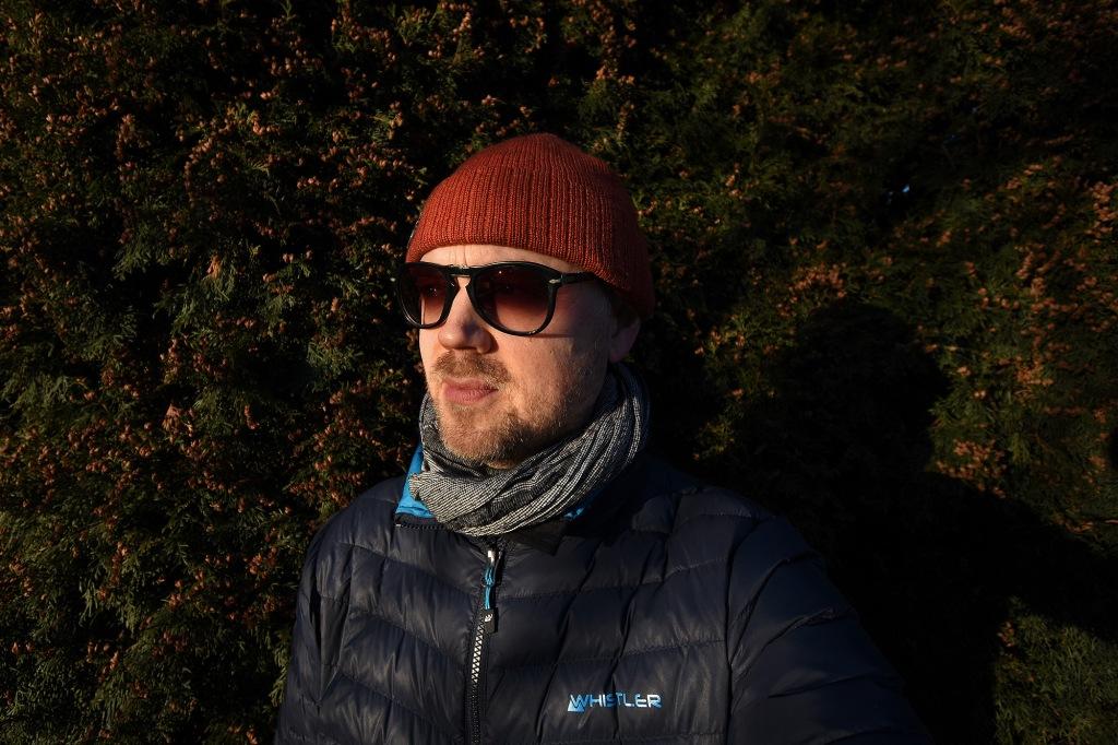 Selfie 10mm-objektiivilla