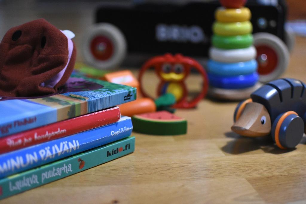 Selman leluja ja kirjoja