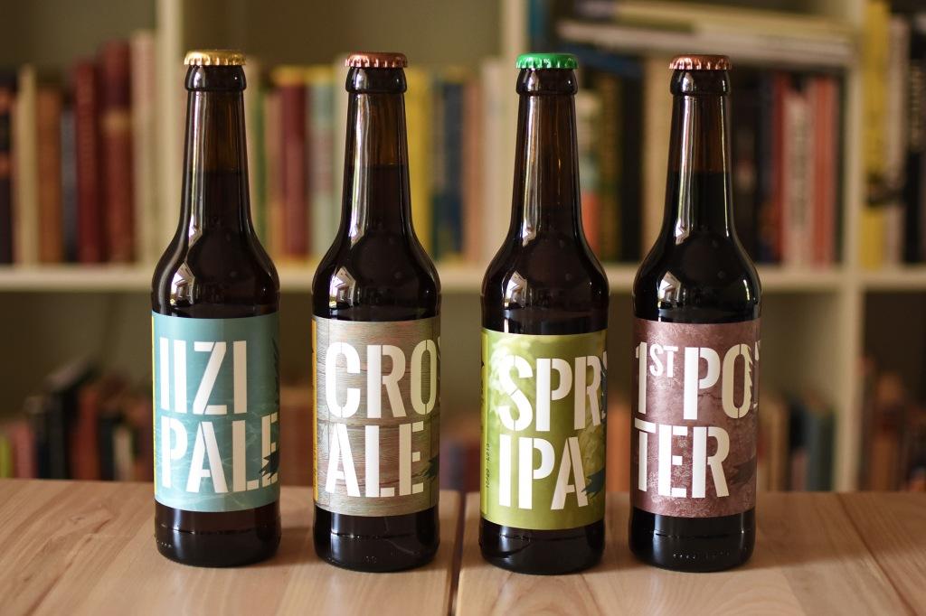 Kråkö Bryggerin olutvalikoima