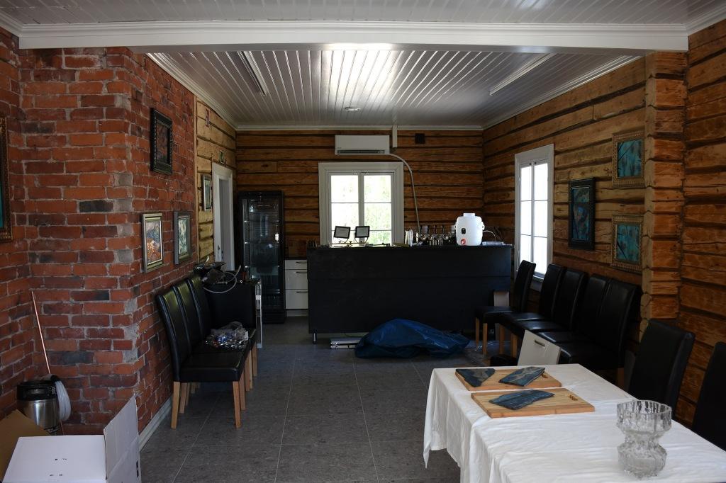Kråkö Bryggerin panimobaari