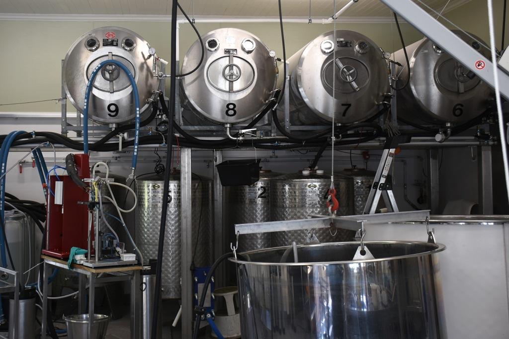 Kråkö Bryggerin oluttankit