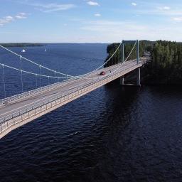 Pulkkilanharjun tie: kappale kauneinta Järvi-Suomea