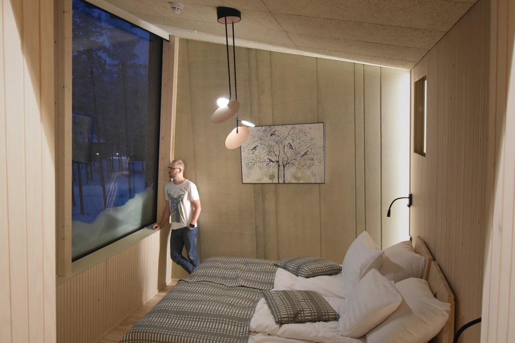 Nova Skyland Hotel Aurora Suite