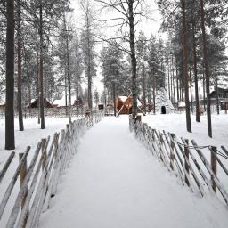 Onnistunut perhematka pohjoiselle napapiirille – hyödynnä tarjouskoodi!