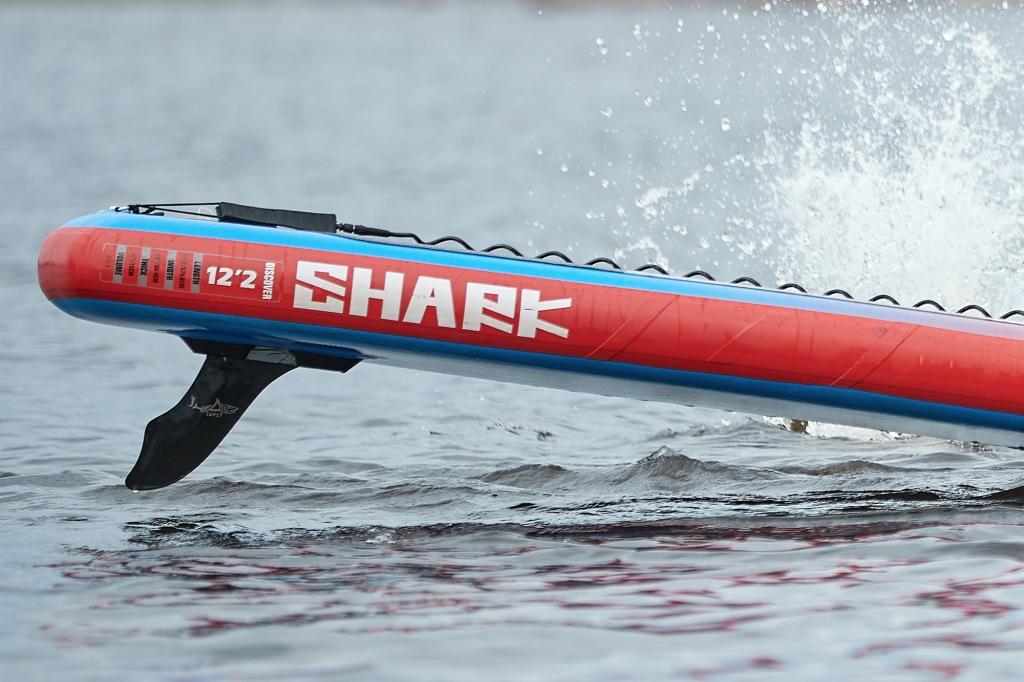 Shark SUP 12'2 / Tomi Tähti & Leijakoulu Lappis